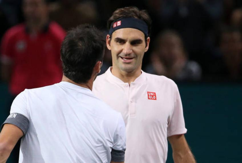 Fognini: 'Winning a Major is tough. There is Federer, Nadal, Djokovic...'
