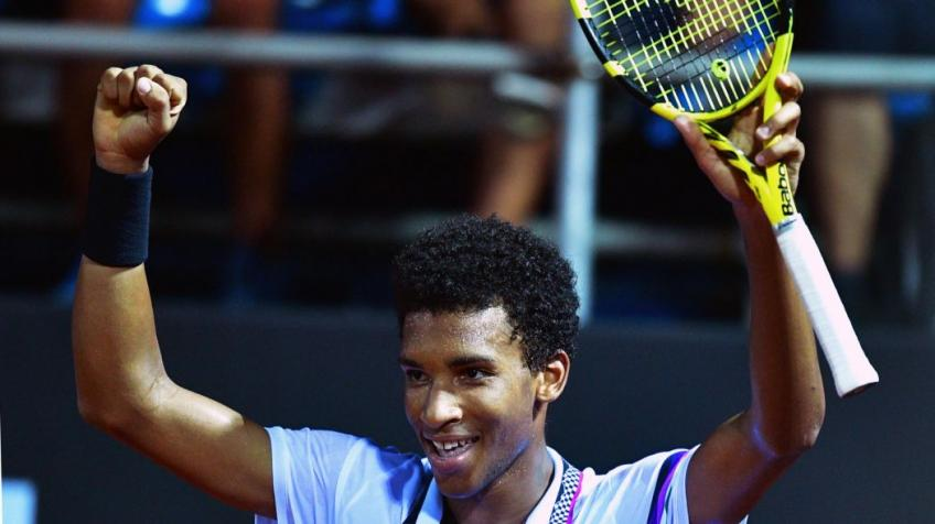 Felix Auger-Aliassime reflects on Rio Open win over Jaume Munar