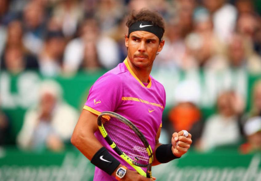 Rafael Nadal reveals what legend of the past he would have liked to face