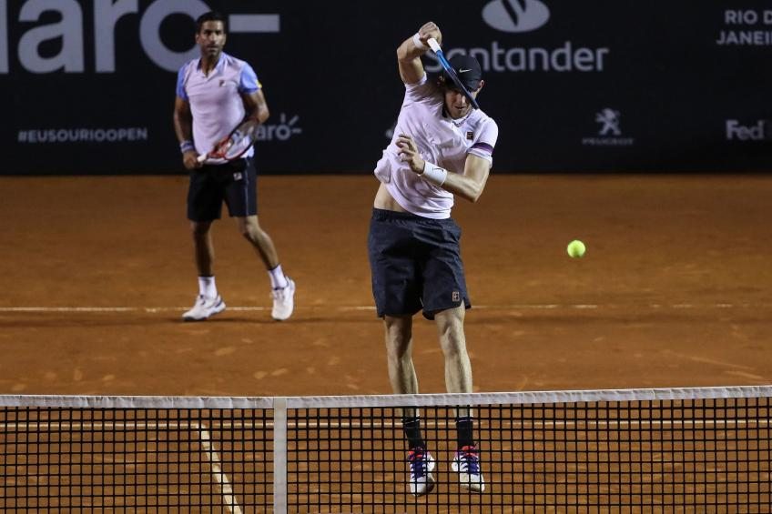 ATP Doubles: Maximo Gonzalez and Nicolas Jarry claim Rio Open title