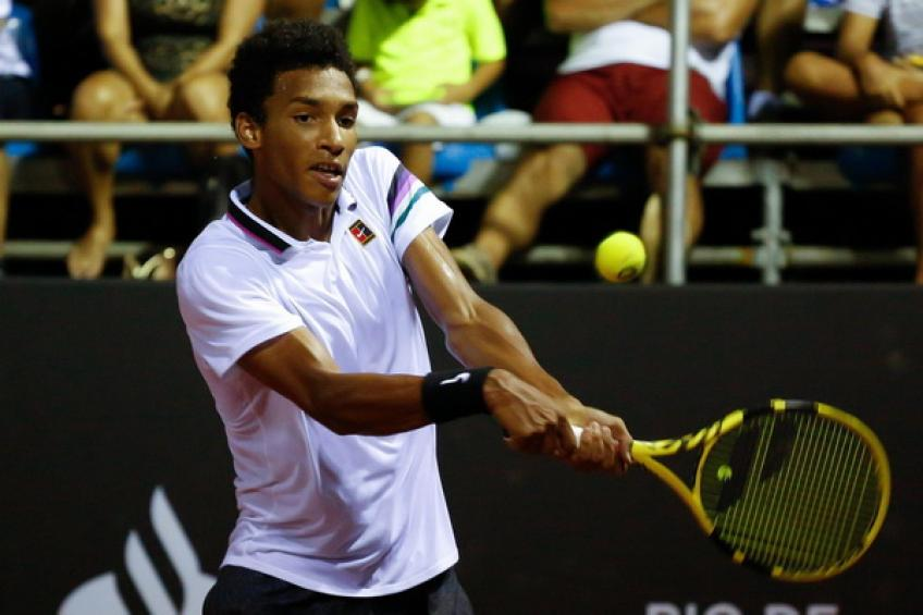 Felix Auger-Aliassime delivers a huge ranking milestone in Rio, becoming..