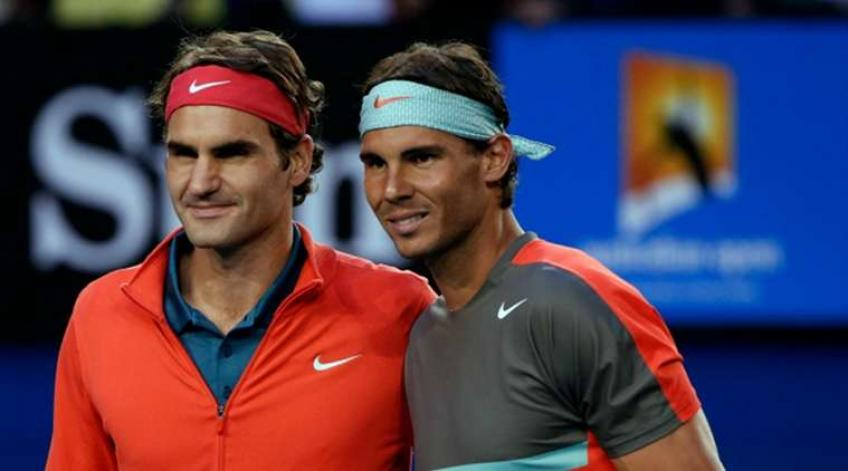 Week 9: Roger Federer and Rafael Nadal come back on the court!
