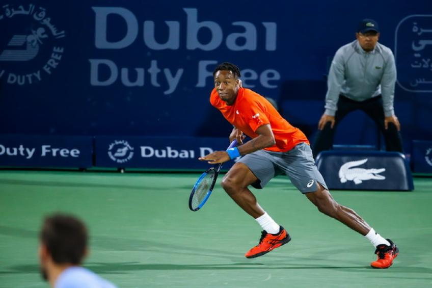 Federer sets up clash with Verdasco at Dubai Duty Free Tennis Championships