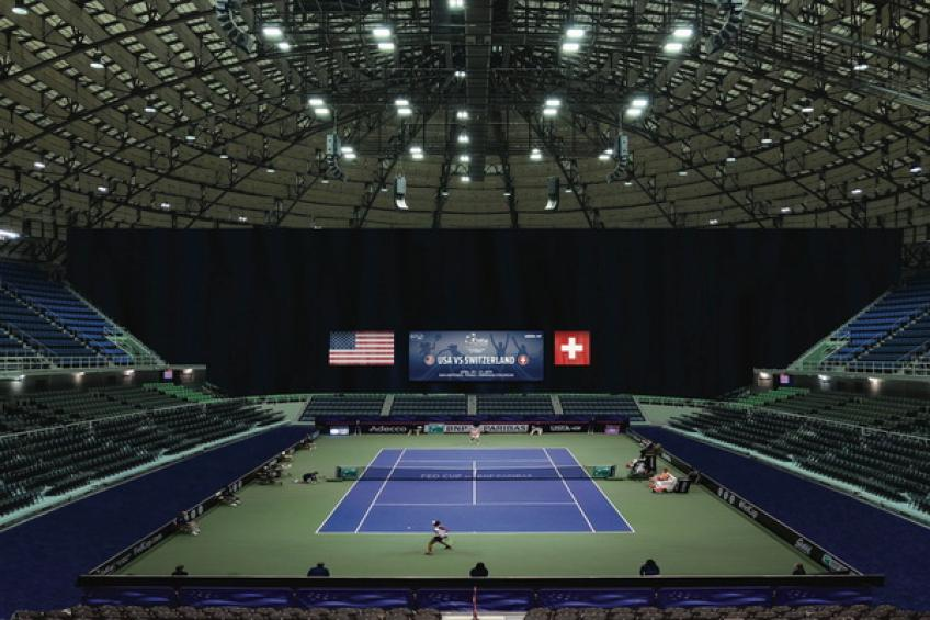 Fed Cup arrives in Texas as the USA host Switzerland in San Antonio