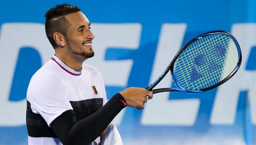 Kyrgios's Acapulco win could springboard him to success at Indian Wells