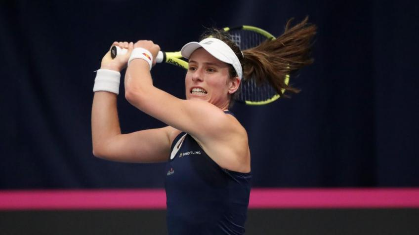 Will Johanna Konta's difficulties come to an end?