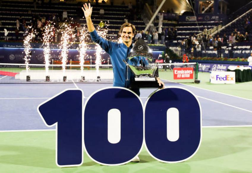Roger Federer: Numbers prove I don't rest between Slams all the time