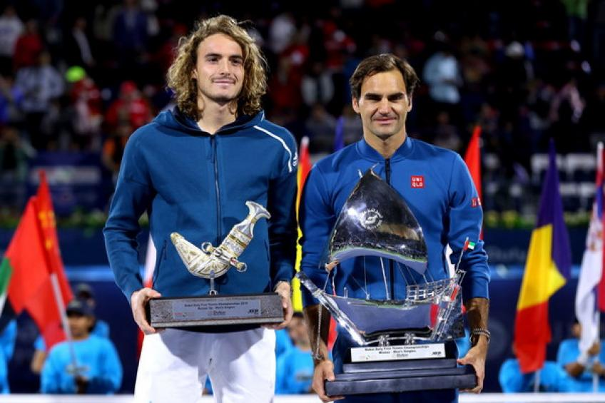 ATP Rankings: Roger Federer hits top-4 again. Tsitsipas cracks top-10
