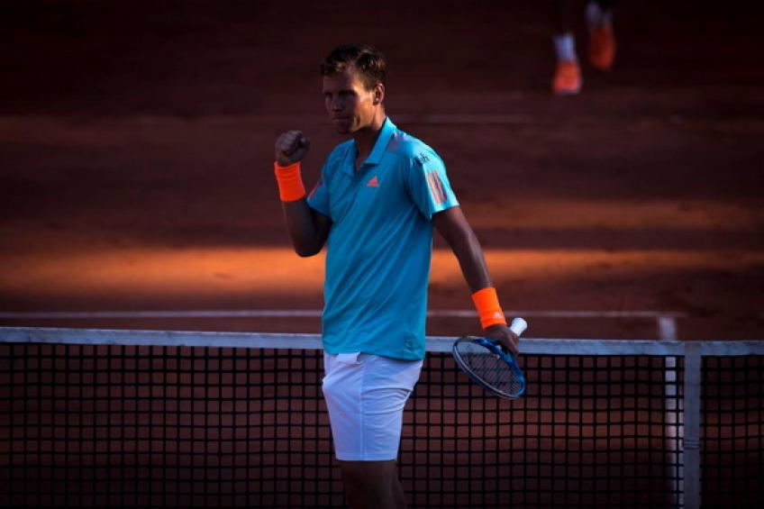 Former finalist Tomas Berdych set to play Lyon, joining Tsonga and Isner