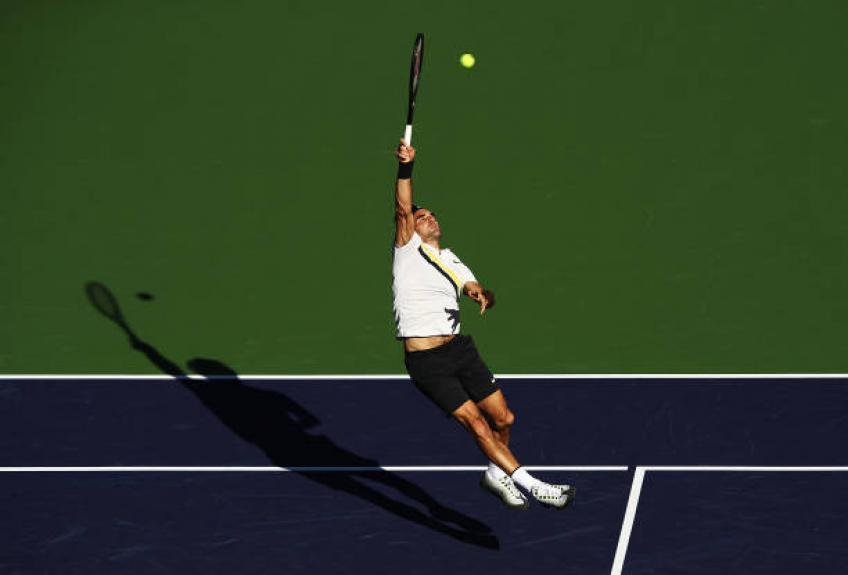 2019 ATP Indian Wells - Prize Money: Roger Federer, Nadal seek big cheques