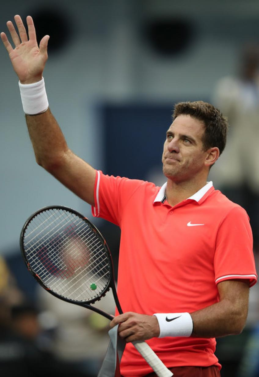 The Juan Martin Del Potro withdrawal from Indian Wells has many advantages