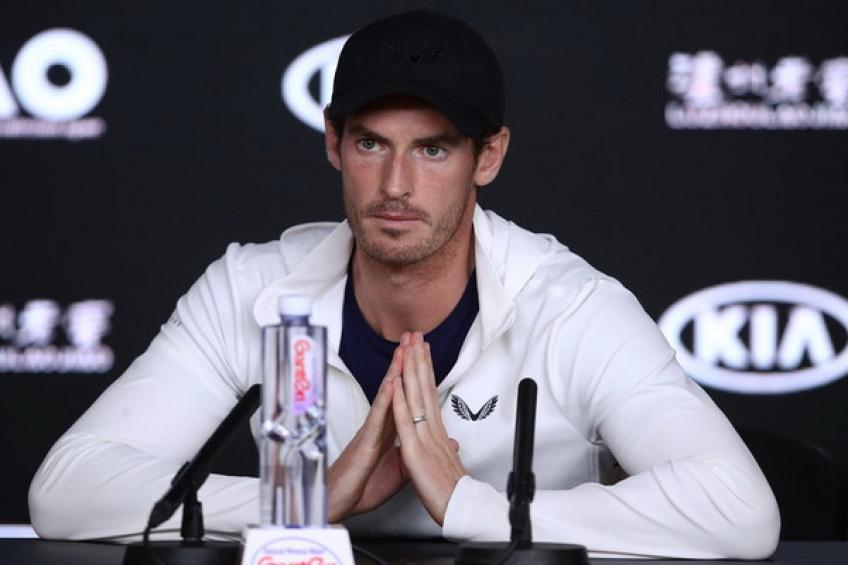 Pain-free Andy Murray upbeat after hip surgery, hopes to play again