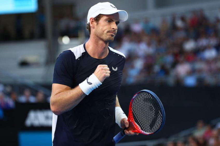 Andy Murray signs eight-year £8m deal with Castore