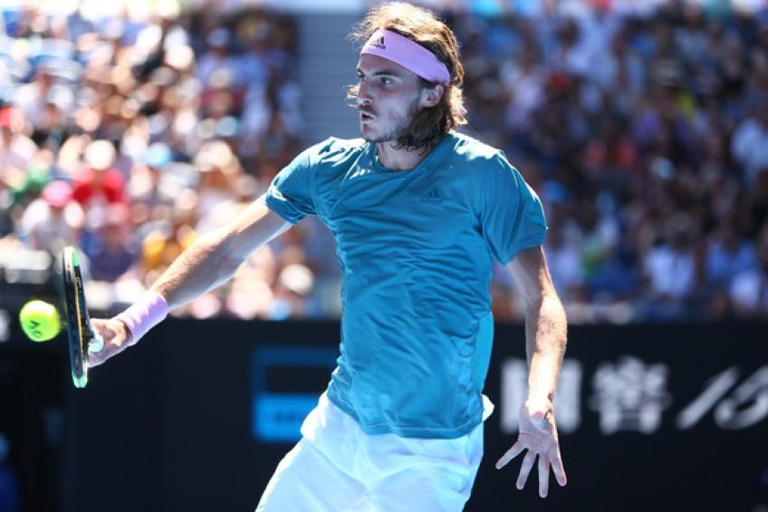 Stefanos Tsitsipas to make Davis Cup debut in September in Athens