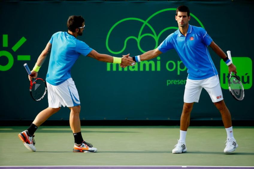 Janko Tipsarevic: 'Novak Djokovic will break all the records in five years'