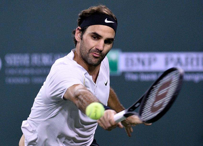 In my earlier years I used to prefer Miami over Indian Wells, says Federer