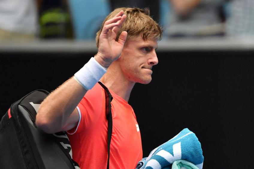 Kevin Anderson withdraws from Indian Wells Masters