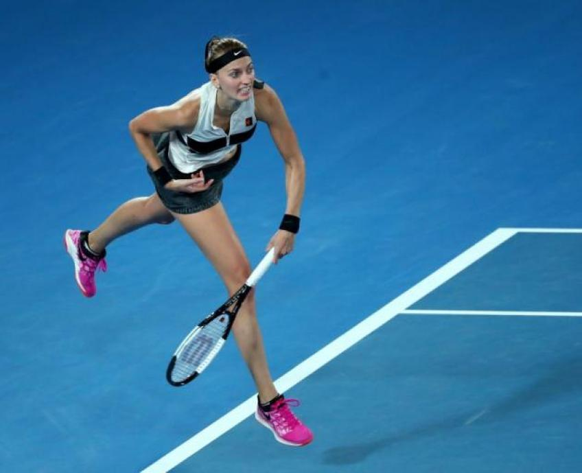 Petra Kvitova: I'm not sure if I'm going to be 100% one day