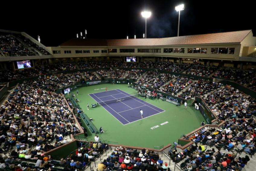 Indian Wells receives ATP award for the fifth straight year, joined by..