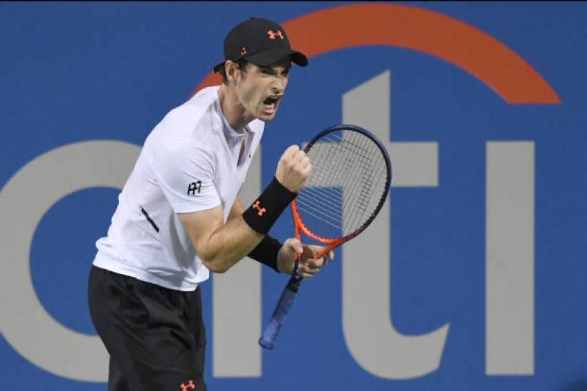 I may play tennis again, but I won't be in a rush - Andy Murray