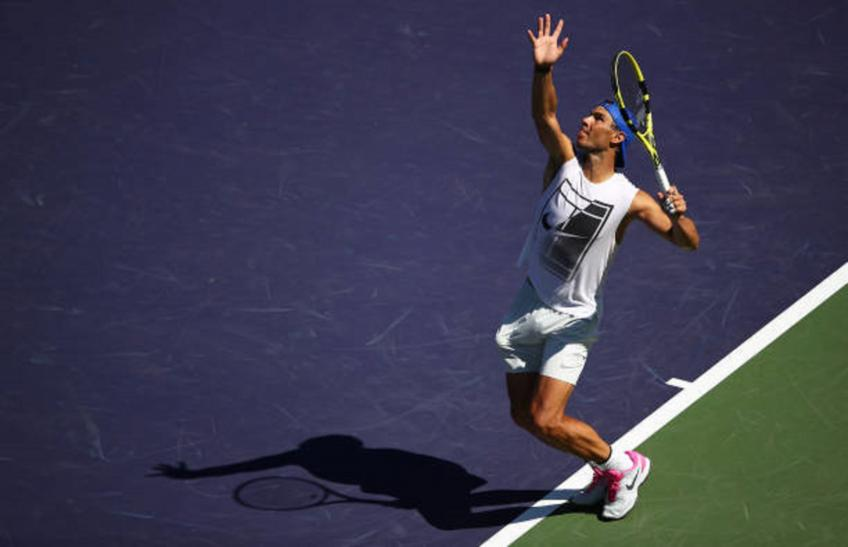 Rafael Nadal could miss Miami and Madrid!