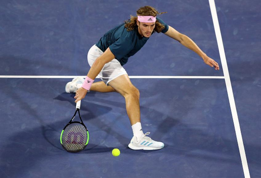 Stefanos Tsitsipas: I was stressed after the Marseille Open