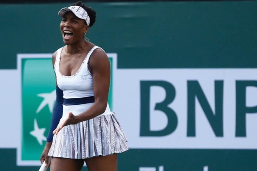 WTA Indian Wells: Venus stops the clock vs Kvitova. Pliskova and Bencic win