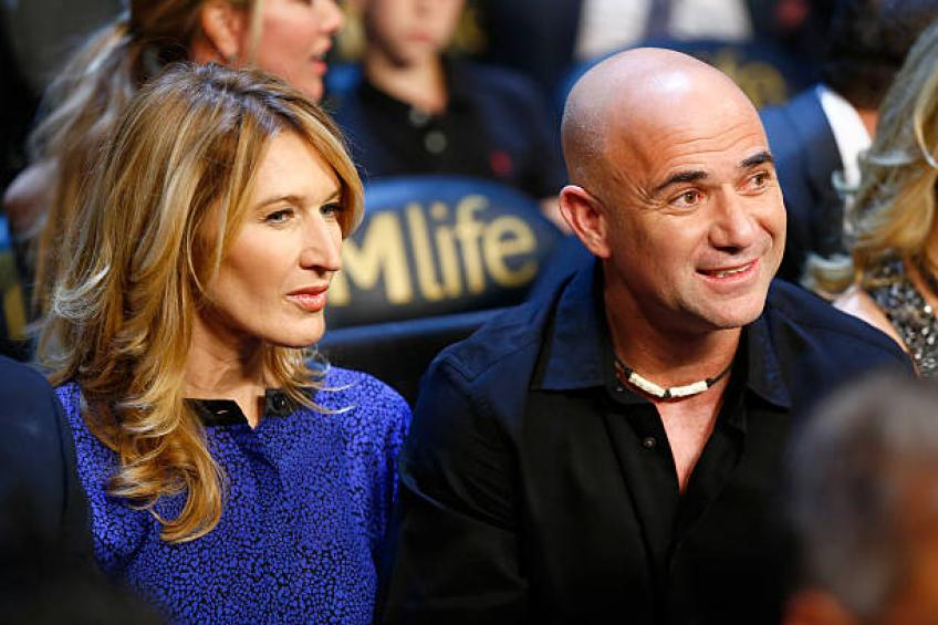 'I was No. 1 in tennis, No. 2 at home' - Andre Agassi on marriage with Graf