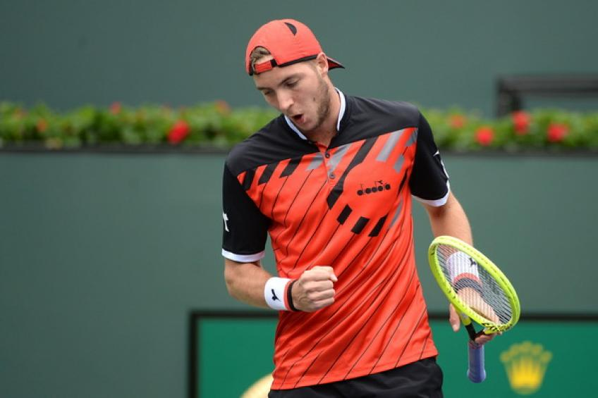 ATP Indian Wells: Struff stuns Alexander Zverev. Raonic and Karlovic win