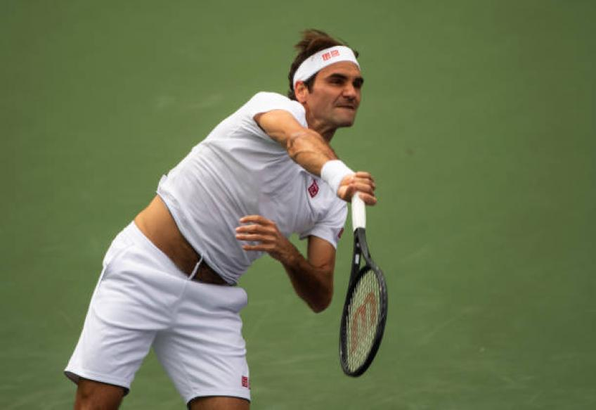 Federer launches bid for sixth Indian Wells title