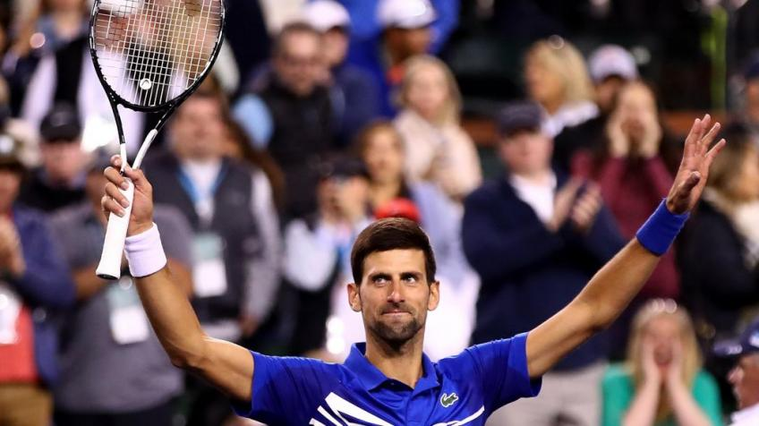 Novak Djokovic targets Indian Wells doubles title after early singles exit