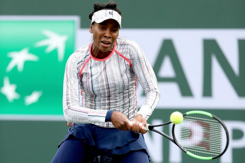 Venus Williams: Tennis isn't going to get any easier