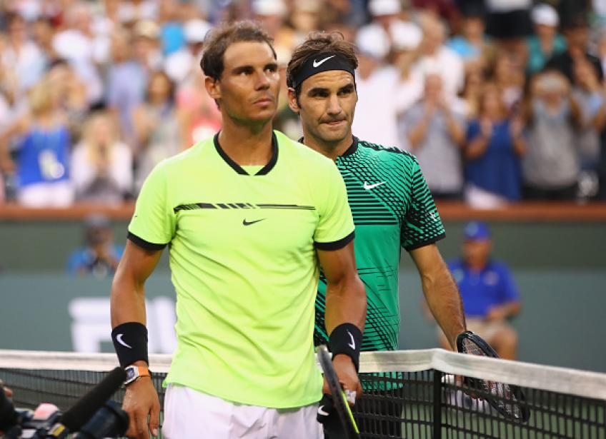 Seeing Federer and Nadal from top rafters in Indian Wells was great - Giron