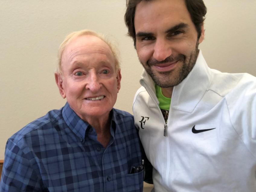 Rod Laver is the best player ever after Roger Federer - Former world No. 4