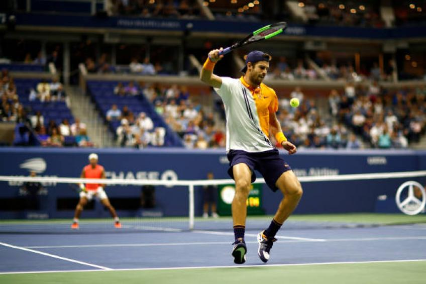 Karen Khachanov: 'Everything was amazing at US Open against Rafael Nadal'
