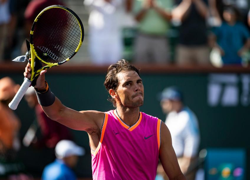 reputable site e41c0 5c112 Rafael Nadal opened new tennis centre in Mexico  it s a paradise - Insider