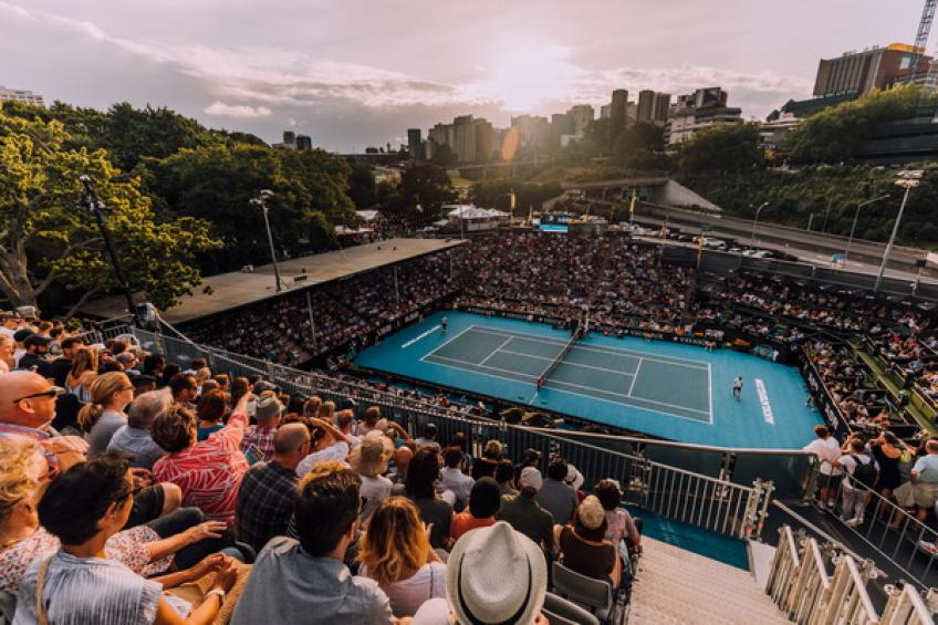 ASB Tennis Arena to get $5.5m upgrade, increasing the capacity to 3500