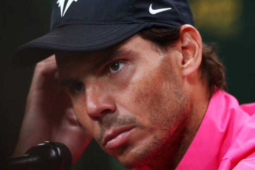 Rafael Nadal calls tennis authorities: 'We should play on softer surfaces'