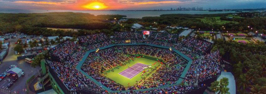 Week 12: the Miami Open is approaching!