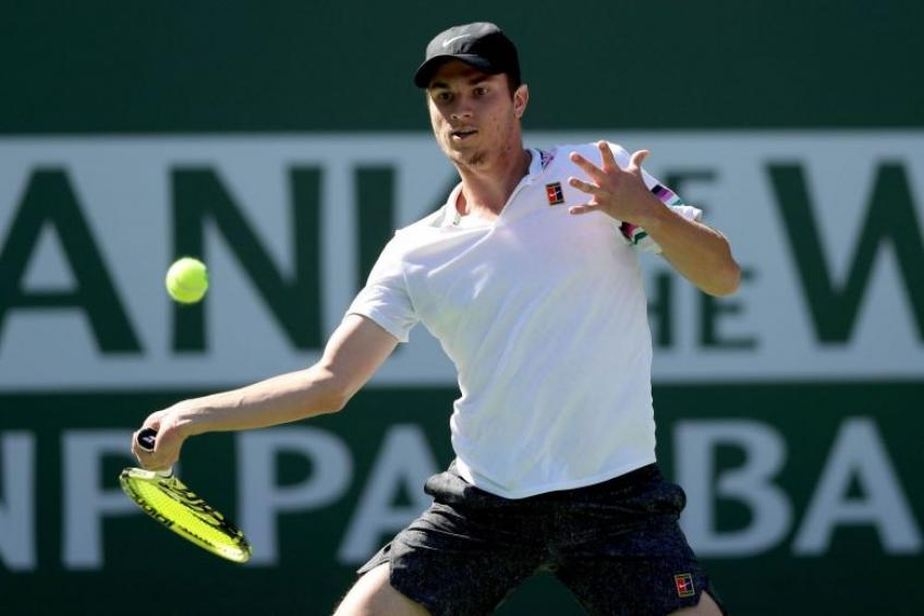 Rising star Miomir Kecmanovic targets French Open debut