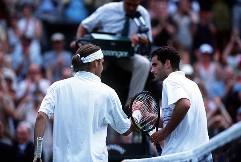 Roger Federer: '2001 Wimbledon win vs Pete Sampras was my most special one'