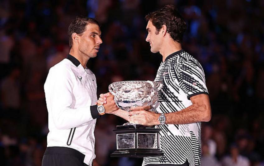Tennis is bigger than me and Rafael Nadal, says Roger Federer