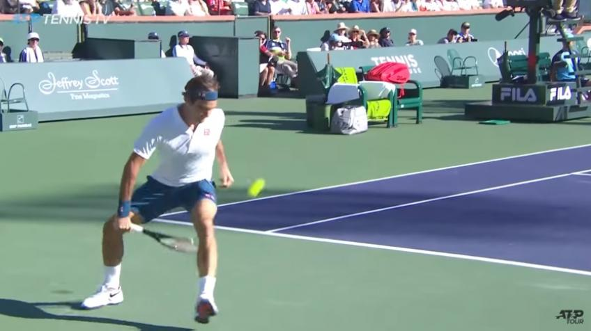 Federer's Magic Not Enough In Epic Rally In Indian Wells 2019 Final