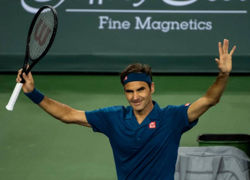 Roger Federer not making light of Daniil Medvedev's flair