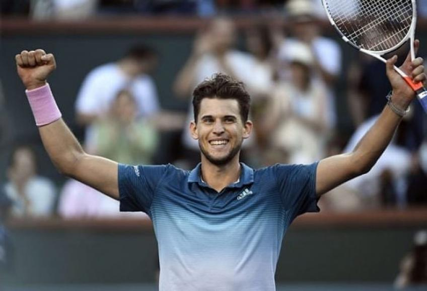 Dominic Thiem Derails Federer A Title Will Other Victories Be Easier