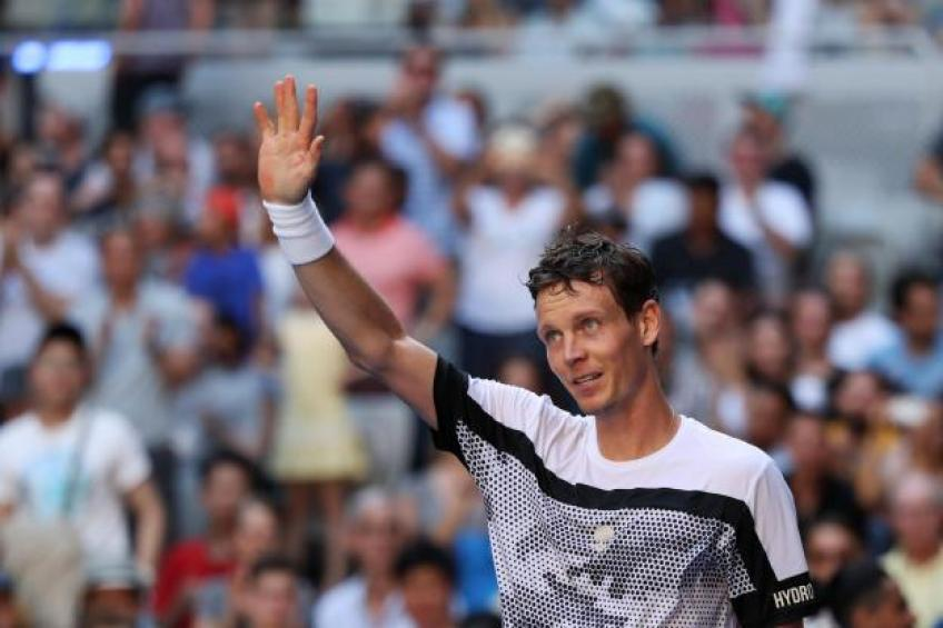 Tomas Berdych withdraws from Miami Masters