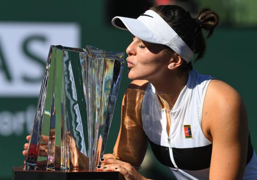 Bianca Andreescu reveals how she will spend $1.3 million prize money