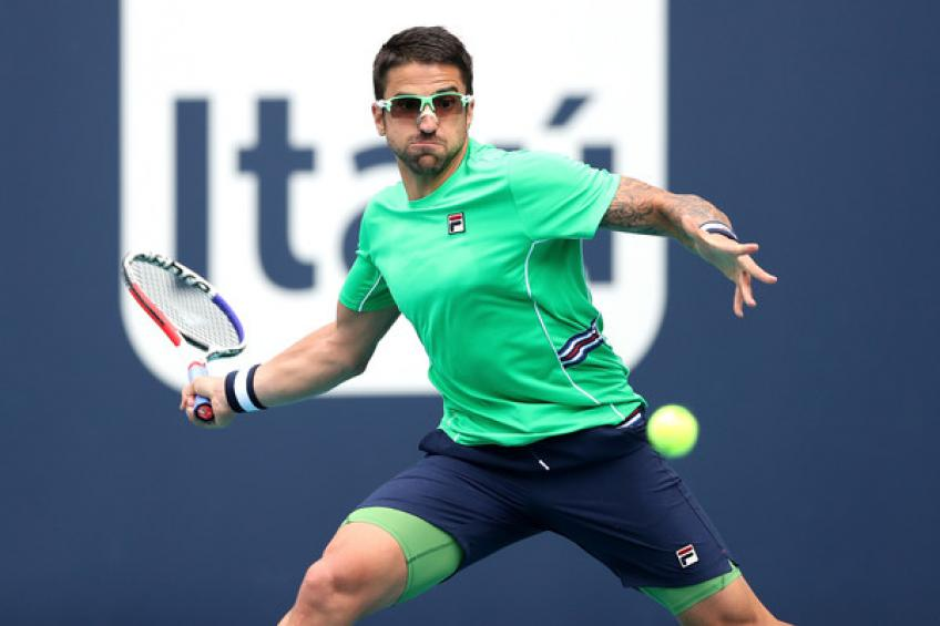 ATP Miami: Tipsarevic, Delbonis, Hurkacz and Zverev make winning start