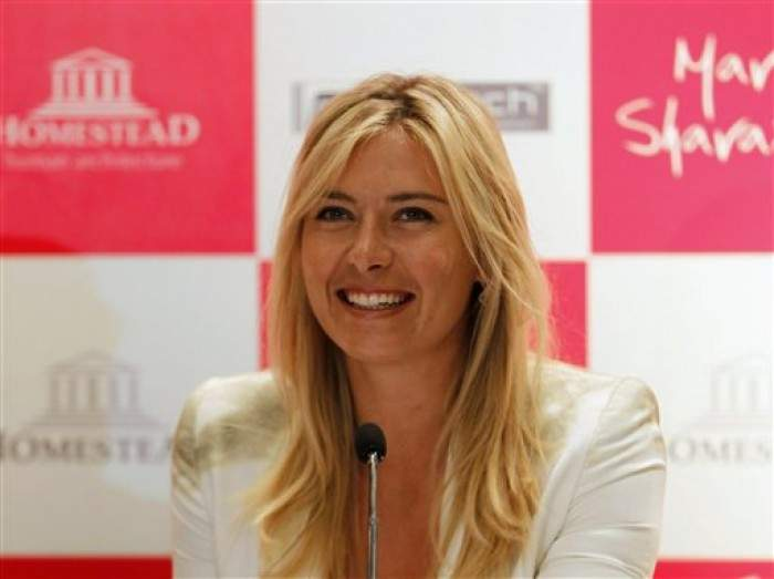 Maria Sharapova ties up with London developer for India real estate project