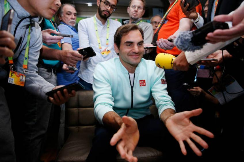 Roger Federer opens up on his physical shape ahead of Miami Open